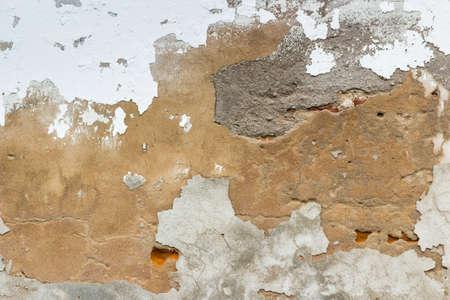 parget: Peeling grunge wall