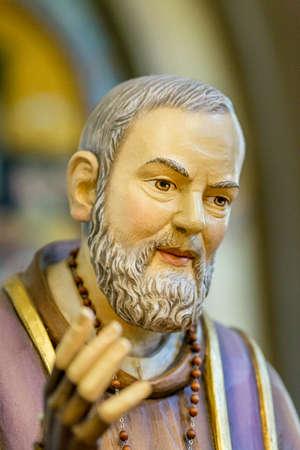 pio: The blessing hand of Saint Pio of Pietrelcina