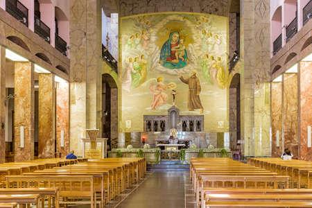 Sanctuary of Saint Pio of Pietrelcina in Apulia Editorial