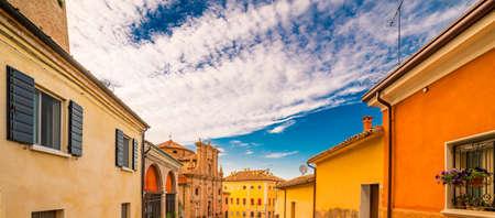 oratory: museo de arte sacro en el Oratorio de San Jos�, en un pueblo medieval en Italia
