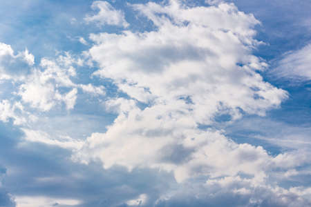 blue backgrounds: backgrounds of clouds in the blue sky