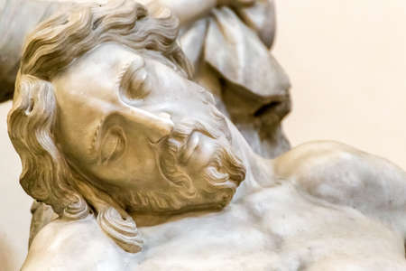 statue of Dead Jesus Christ