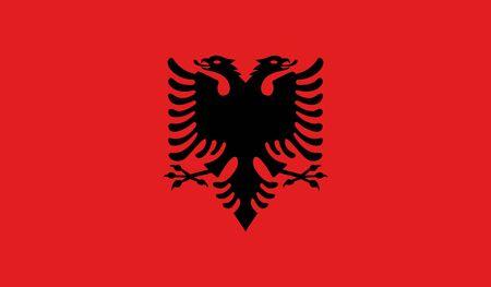 flag: Albania Flag