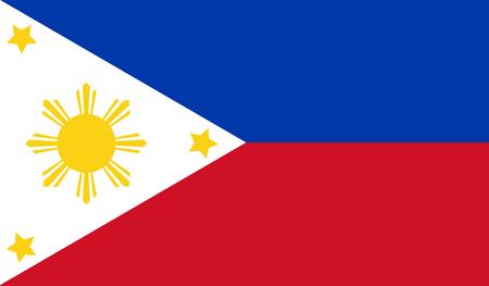 uniting: Philippines flag