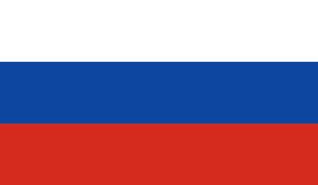 russia: Russia flag Illustration