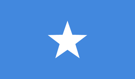flag: Somalia Flag Illustration