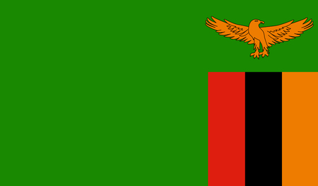 zambia flag: Zambia Flag