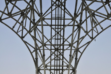 pylon: pylon tower