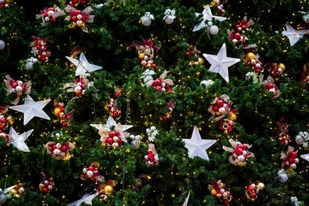Christmas tree decoration Stock Photo - 17047288