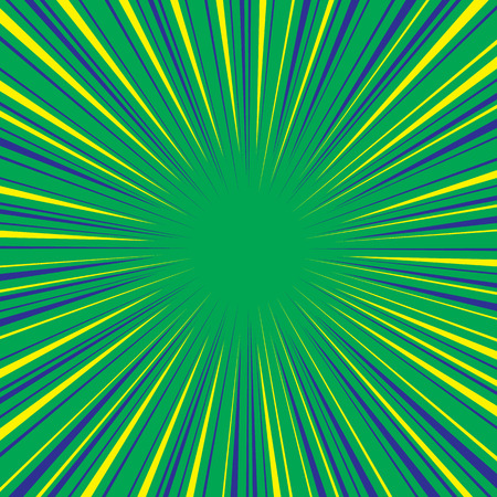 Speed radial effect Vector