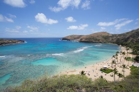 honolulu: Hanauma bay, Honolulu Hawaii