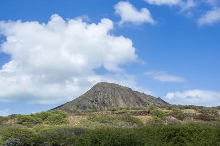 Oahu: Koko head mountain, Oahu Hawaii