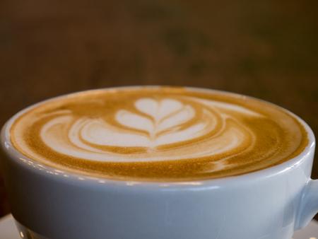 capuccino: Hot capuccino