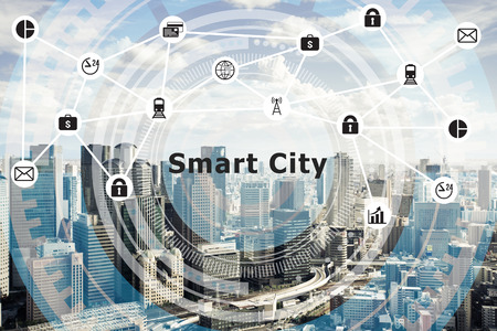Smart city Internet of Things and Information Communication Technology