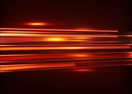 red flashing stripes. computer generated abstract techno background
