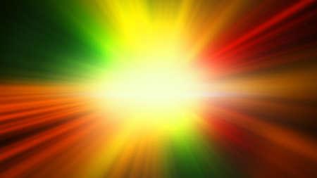 shine: colorful shine light background