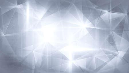 glanzende grijze abstracte achtergrond Stockfoto
