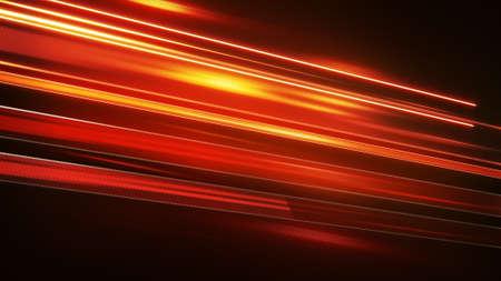 赤い運動筋抽象的なテクノ背景
