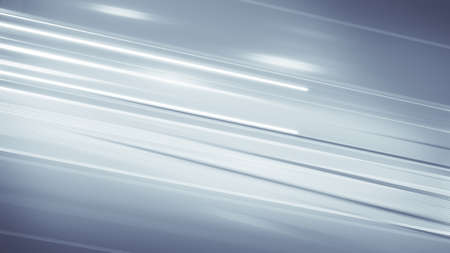 motion blur gray lines. computer generated abstract background Stockfoto