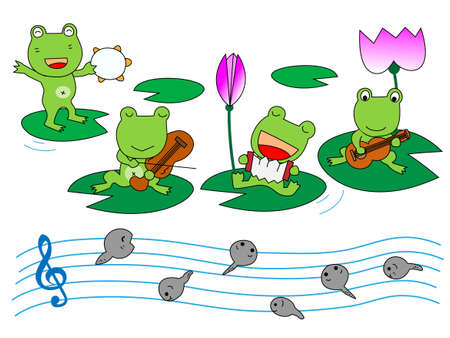 helical: Performance of frog