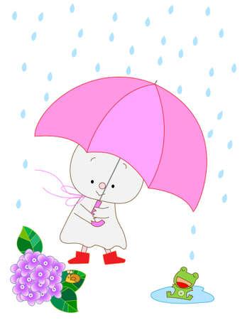 Wet day 版權商用圖片 - 37268611