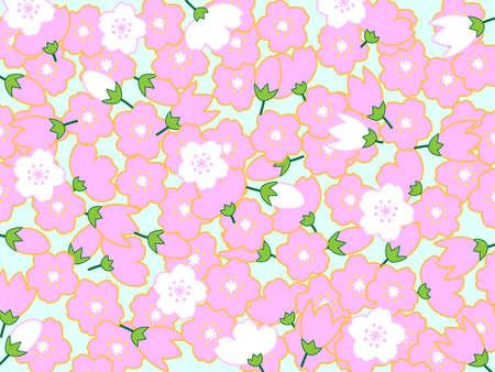 fairyland: Cherry background