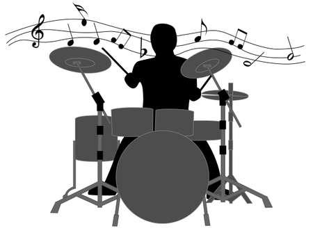 recital: Drummer