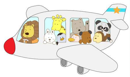 air travel: Aereo