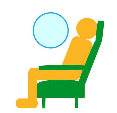 hot seat: Vehicle icon