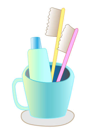 curare teneramente: Andiamo a cuore il dentifricio