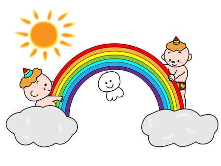 squall: Rainbow