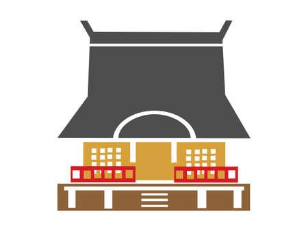 神社のアイコン
