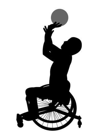 international basketball: Wheelchair basketball
