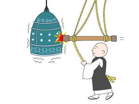 sutra: Bells on New Year  's Eve