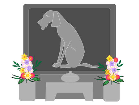 equinox: Pet of the tomb Illustration