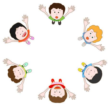delight: Children who delight