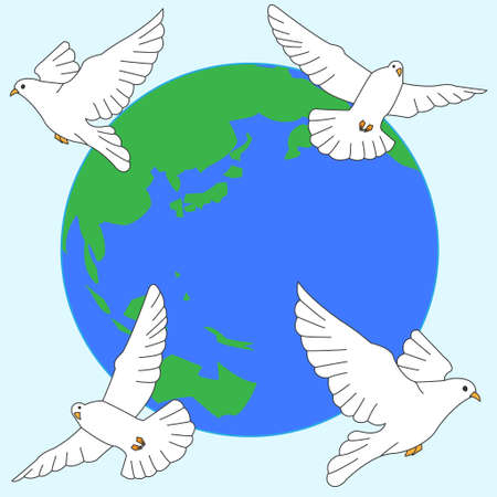 world peace: I wish for world peace