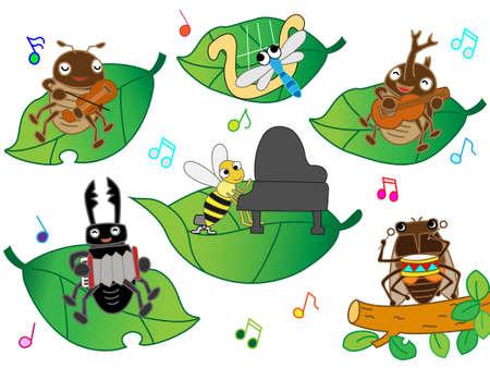 cicada: music