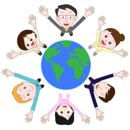 ol: businessimage Illustration