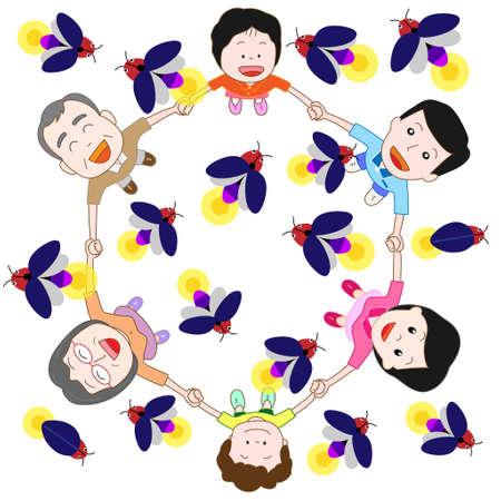 firefly: firefly Illustration