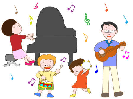 the music: music