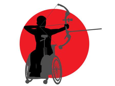 international basketball: archery