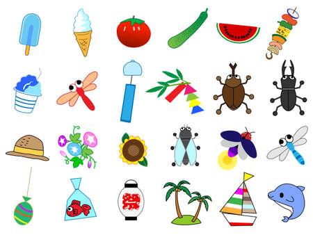 cicada: summer icon