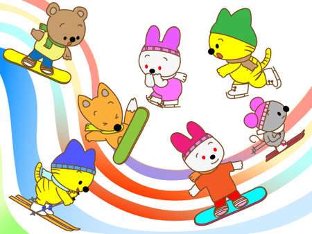spur: Winter sports