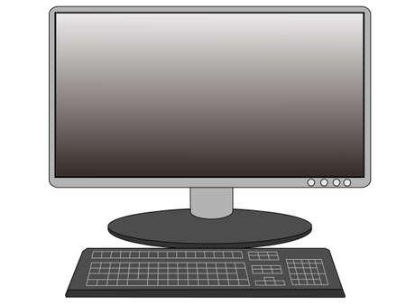 salaried worker: Computer