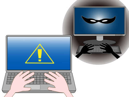 cyber attack: Computer security