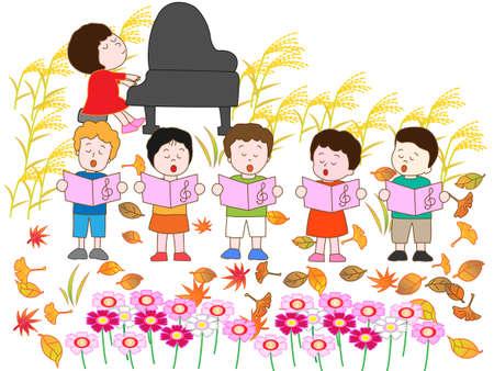 recital: Fall music concert