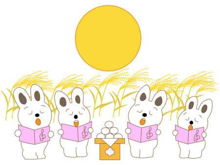 chorus: Chorus of the rabbits moon