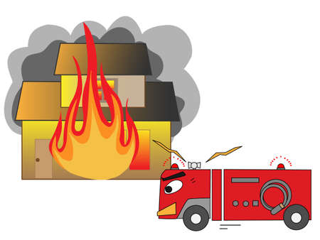 disaster prevention: House fire
