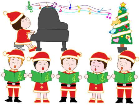 chant: Christmas concert